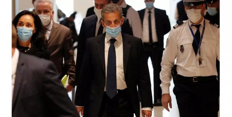 Tres años de prisión a ex presidente de Francia (2007-2012) por corrupción y tráfico de influencias