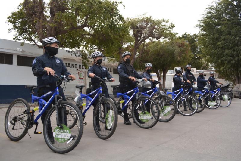 Se incorporan 23 nuevos elementos a las filas de la Policía Municipal de Ahome