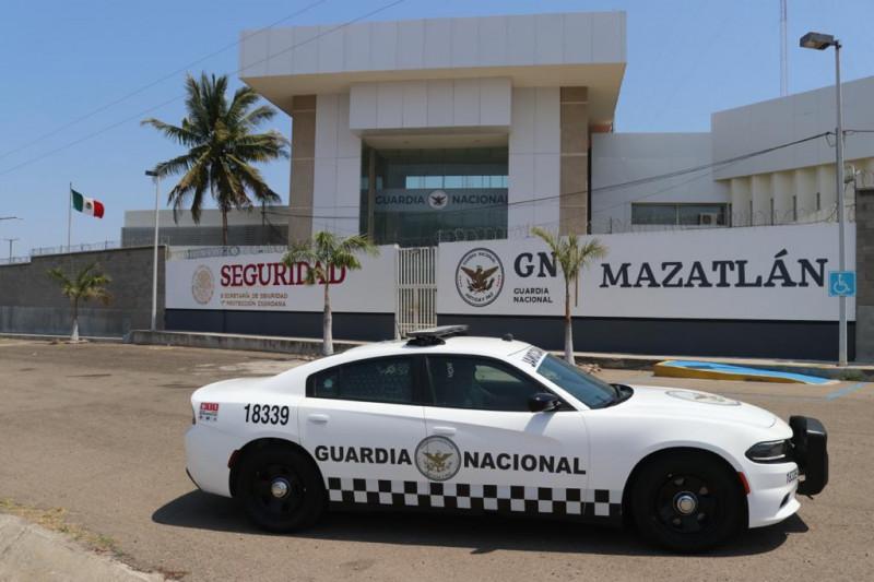 Lista la GN para operativo de Semana Santa en carreteras de Mazatlán