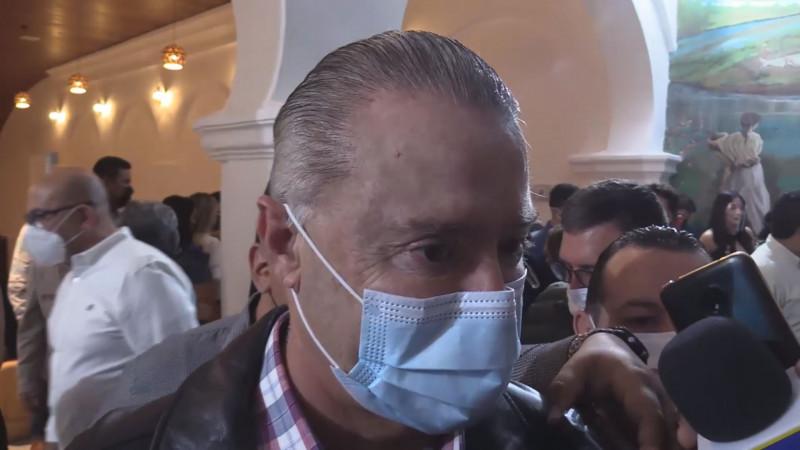 Más renuncias espera Quirino Ordaz esta semana