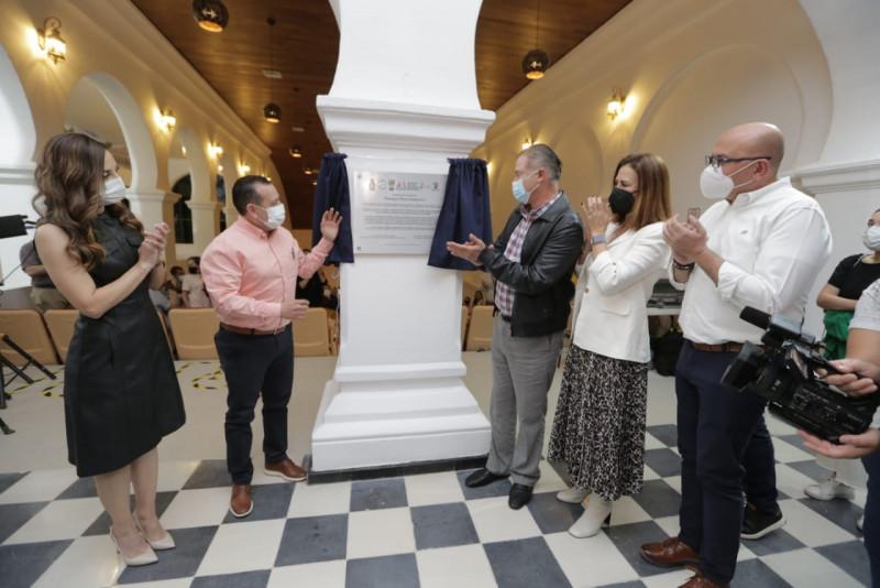 Inauguran la Casa de la Cultura de Mocorito