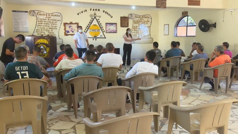 Se reprograman visitas a centros de rehabilitación en Ahome: IPAMA
