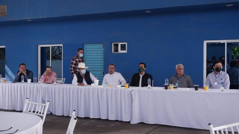 Recula el PRI y adelanta voto a favor de la municipalización de Eldorado