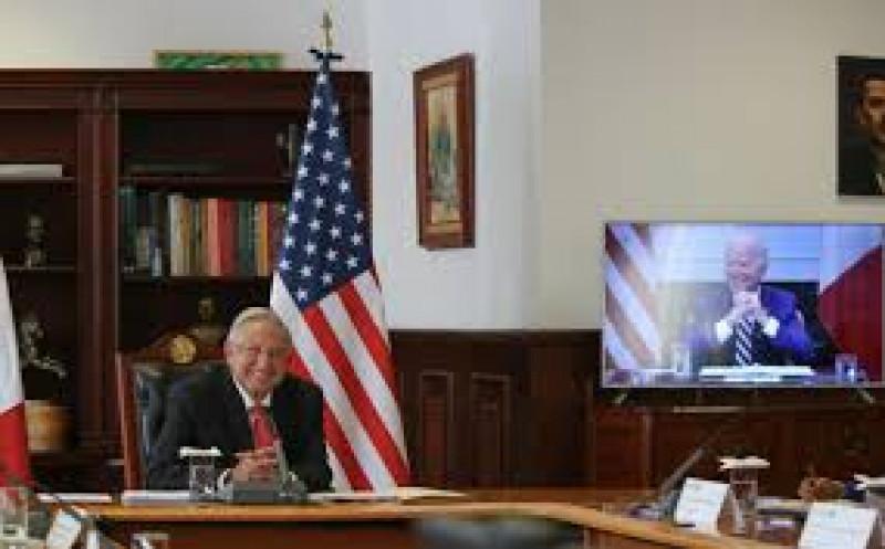 AMLO y Biden dejan clara su relación laboral respetando sus ideales