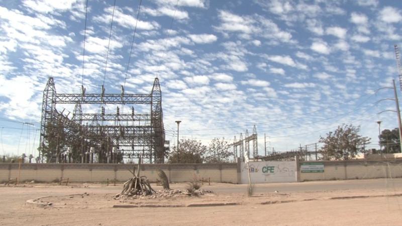 Ladrones no miden riesgo y roban en subestación de energía