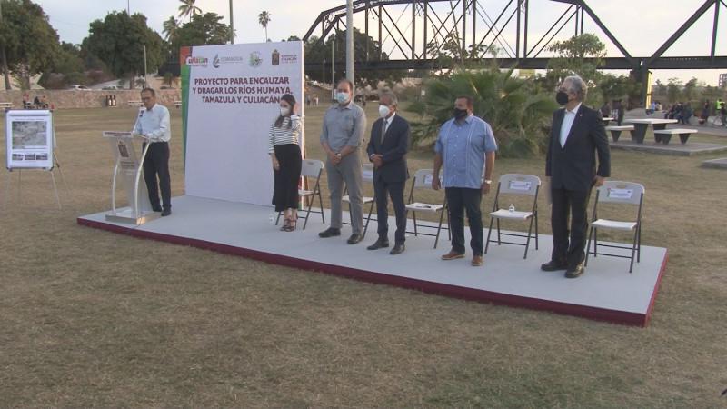 CONAGUA, Navolato y Culiacán realizarán proyecto