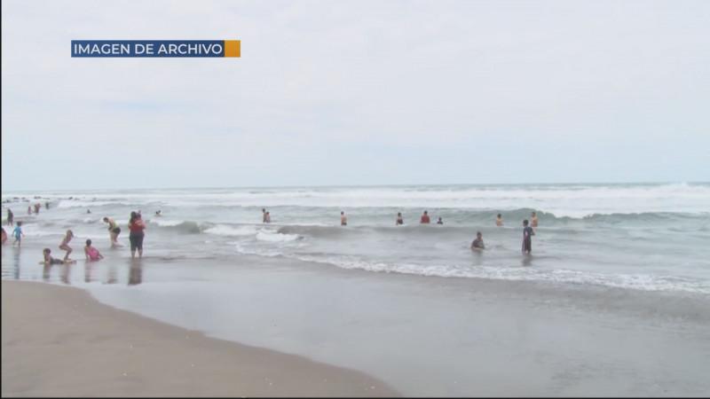 Playas cerradas en SS en Navolato