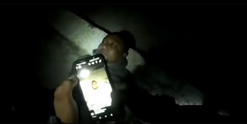 """Así estaba """"El Marro"""" cuando lo detuvo el Ejército en Guanajuato (video)"""