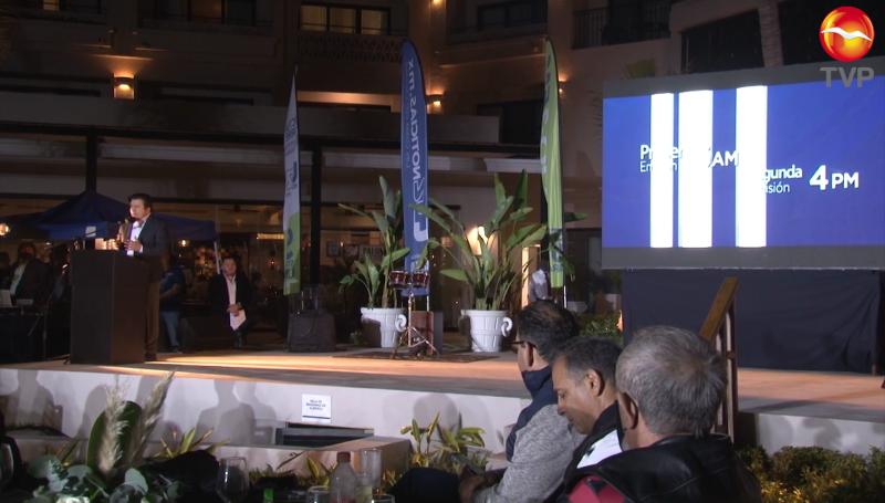 Presentan en Mazatlán Stereo Uno 100.3 FM