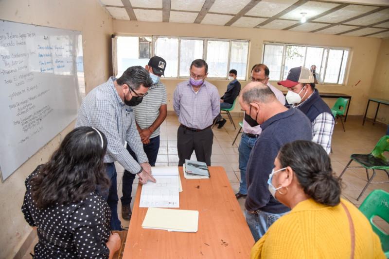 Construirá Ayuntamiento de Ahome Biblioteca en las Grullas Margen Izquierda