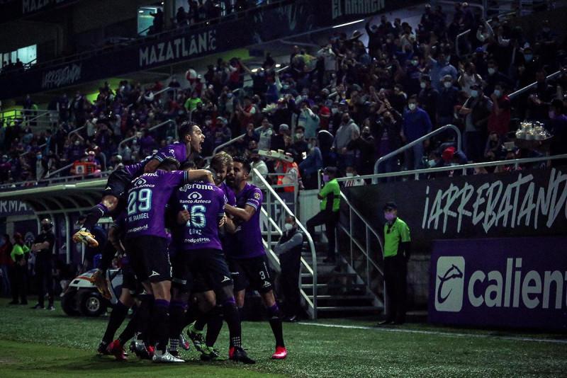 Mazatlan FC empata ante las Chivas de Guadalajara