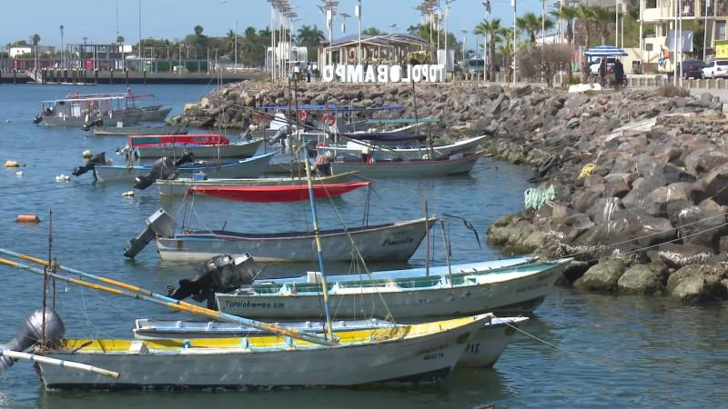 Piden lancheros de Topolobampo poder trabajar sin restricciones en Semana Santa