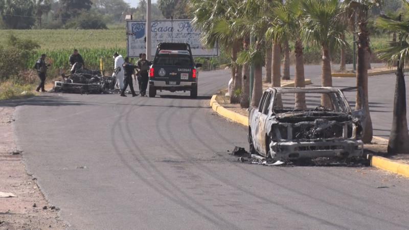 Se enfrentan grupos delincuenciales en Pericos, Mocorito