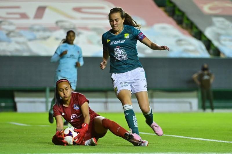 Mazatlán Femenil derrota a las Esmeraldas de León en calidad de visitante