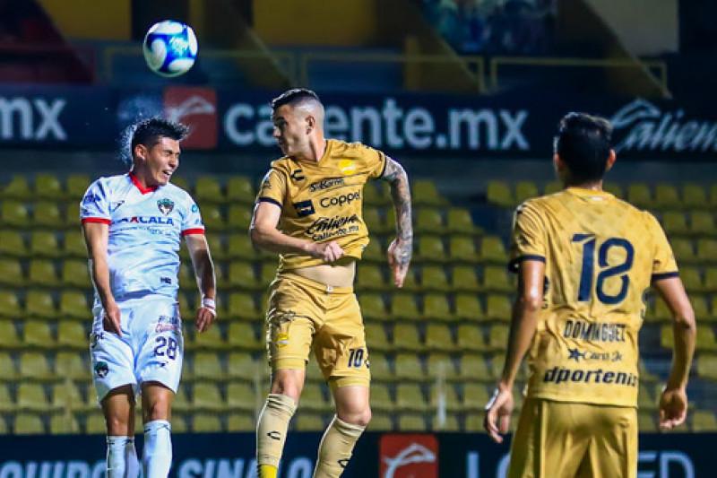 Dorados recibe a Pumas Tabasco donde busca su primera victoria como local