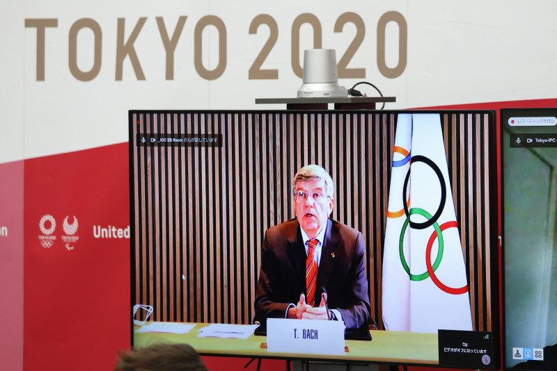 Thomas Bach es reelegido como presidente del COI