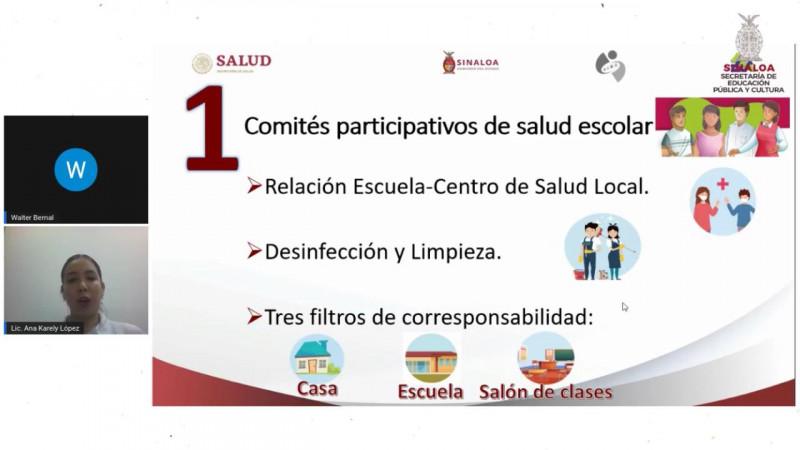 Presenta la SEPyC la Guía de orientación para apertura de escuelas
