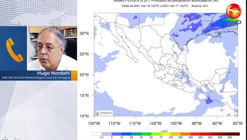Continuarán temperaturas frescas por las mañanas: SML