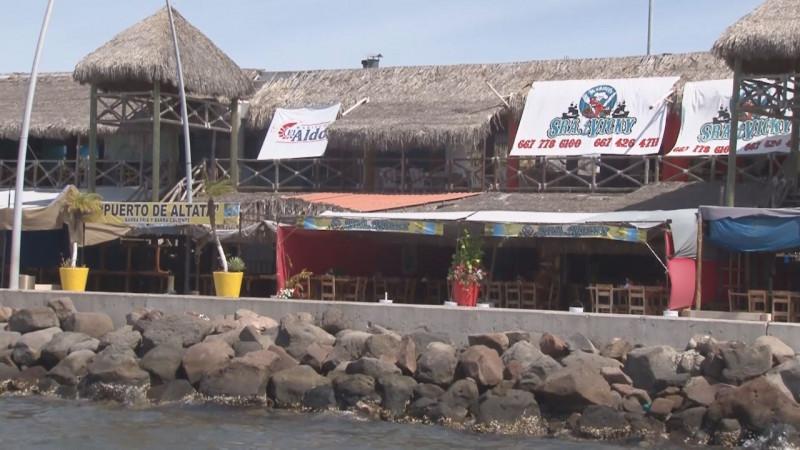 Playas de Navolato no deber abrir, solo área de restaurantes para Semana Santa