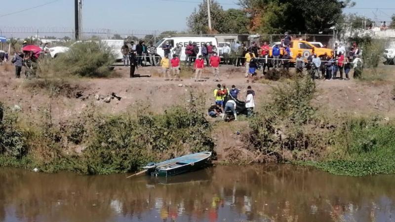 Flota cuerpo de joven desaparecido el lunes tras caer a las aguas del Canal Recursos