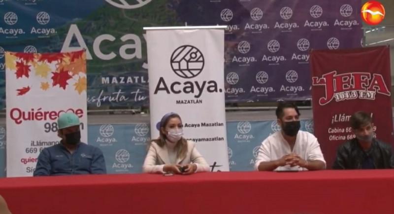 ¡Habrá Jornada Cultural en Plaza Acaya!