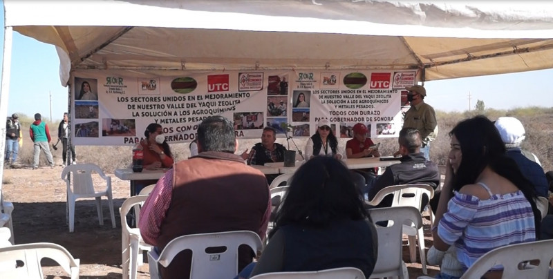 Mineros y productores sociales buscan aprovechar tierras salitrosas