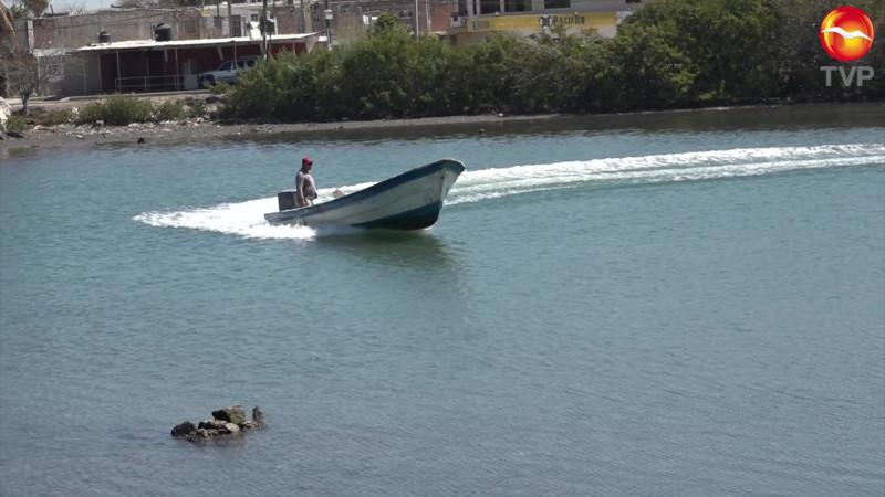Dejan fuera del PET a pescadores libres en Mazatlán