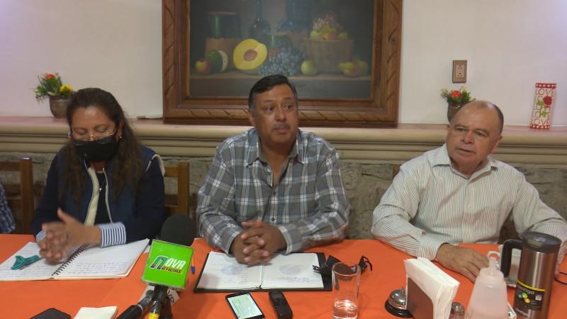 """Anuncian maestros la manifestación """"Caravana Magisterial"""""""