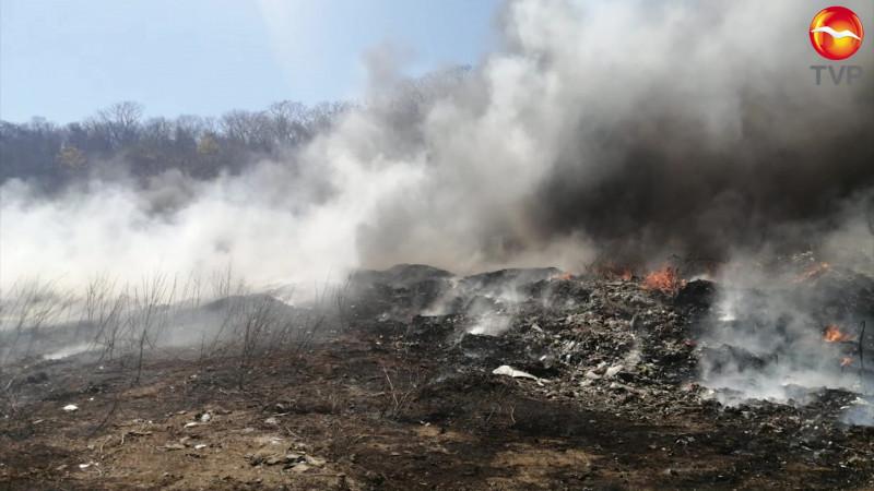 Preocupan a SEDESU los incendios en basurón de Mazatlán