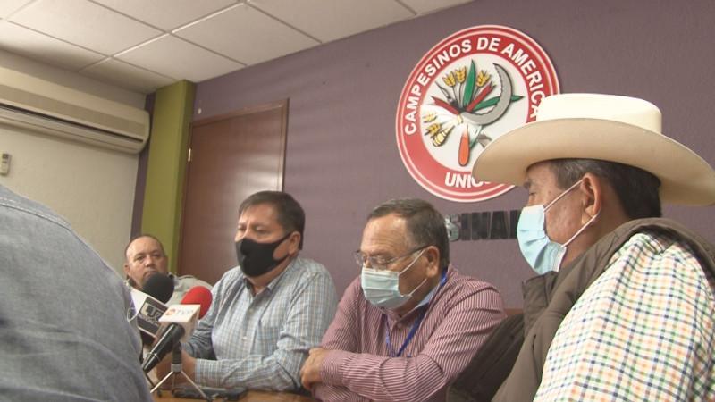 Para el gobierno federal los productores agrícolas de Sinaloa están en el olvido