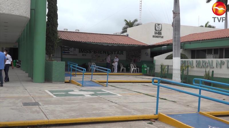 A más de un año, albergue IMSS Villa Unión no se ha construido