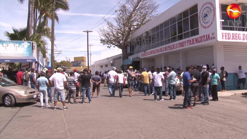 Sin protocolos sanitarios pagan Empleo Temporal en Mazatlán