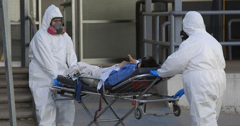 México supera los 2 millones 238 mil contagios y 203 mil muertes por Covid-19 este miércoles