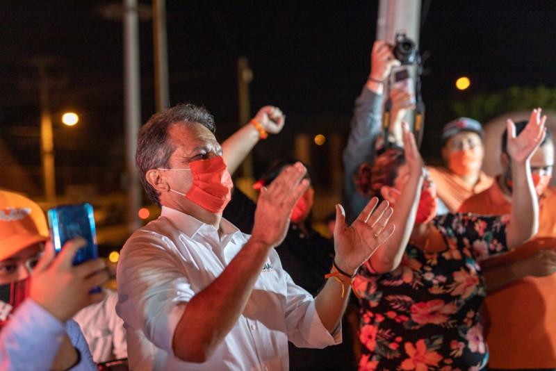 """""""Es mucho pueblo, para tan poco gobierno"""": Martín Heredia"""
