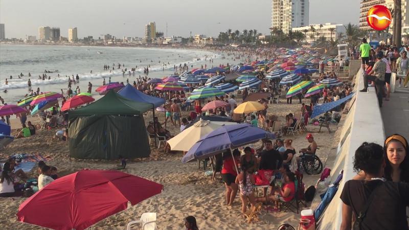 Deja Semana Santa 600 mdp a Mazatlán