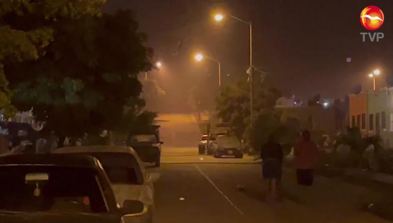 Vecinos del Fraccionamiento Santa Teresa molestos por incendios en el Basurón Municipal