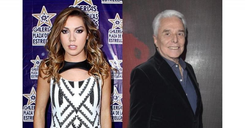 Frida Sofía acusa a Enrique Guzmán de abusar de ella y él le respondió esto