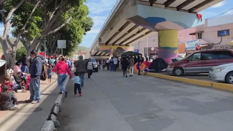 México y Estados Unidos buscan controlar la migración