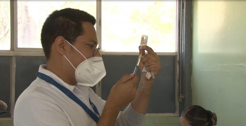 Las personas pueden ver en todo momento el proceso de su vacunación: Encargada de Módulo