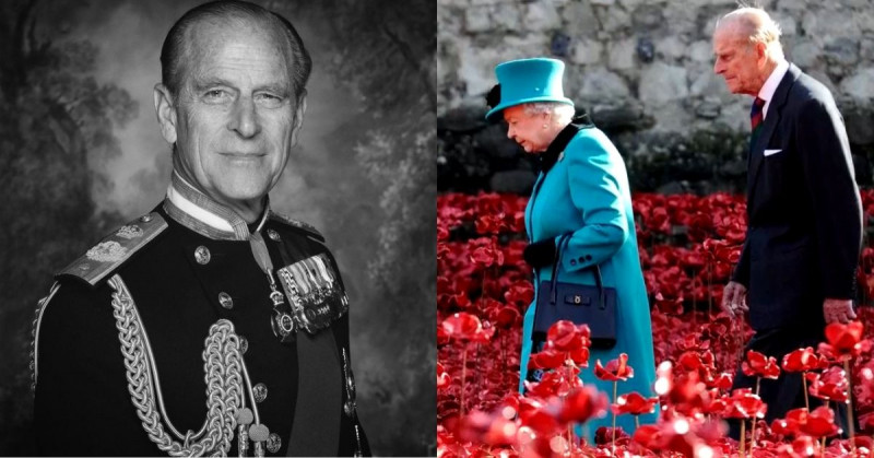 A dos meses de cumplir 100 años, muere el duque de Edimburgo, marido de la reina Isabel II