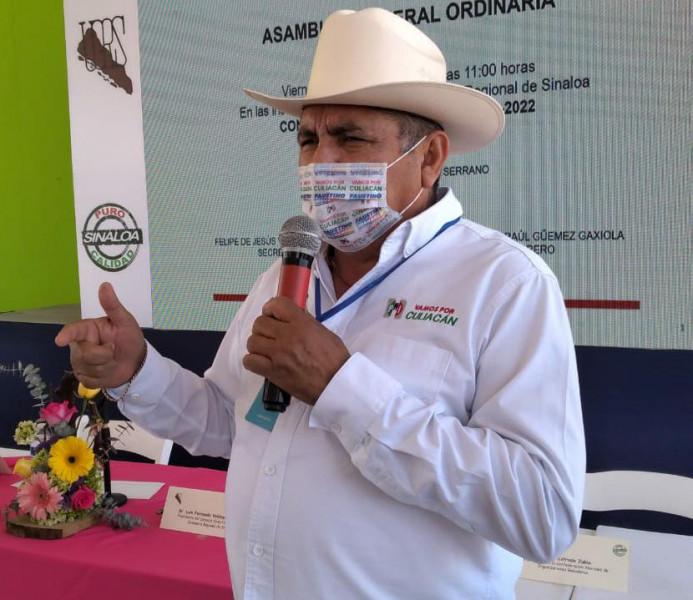 Apoyaremos a  que sectores productivos le den valor agregado a lo que producen: Faustino Hernández