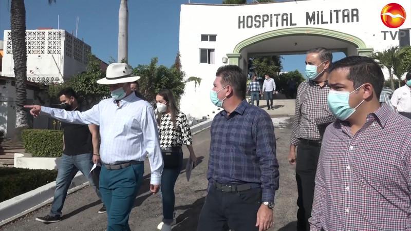 Revivirá el antiguo Hospital Militar de Mazatlán
