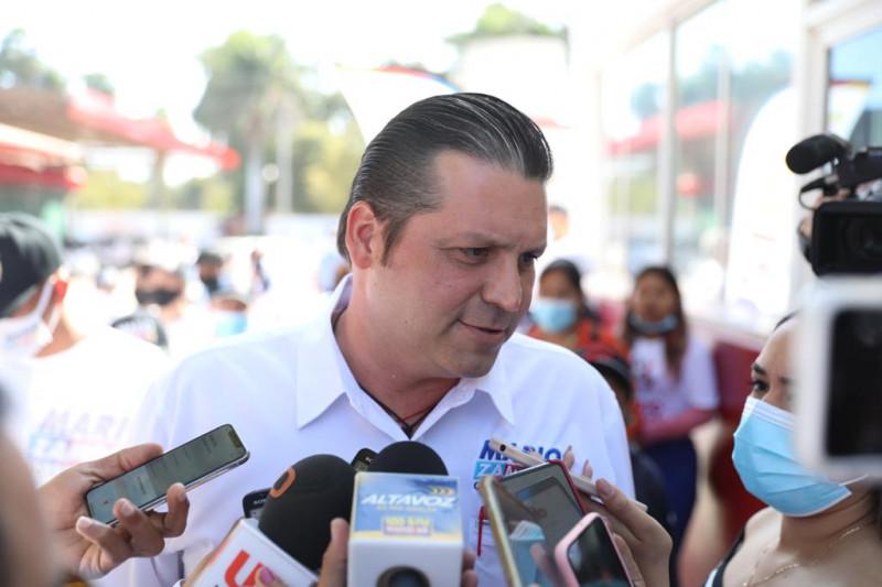 Propondrá  Mario Zamora modificación  el Convenio de Coordinación Fiscal