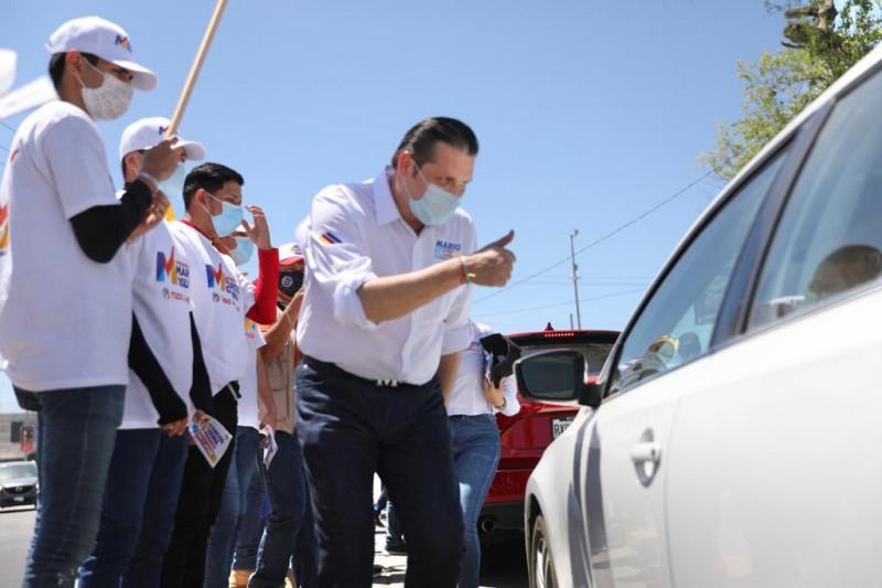 Promete Zamora gobierno amigo