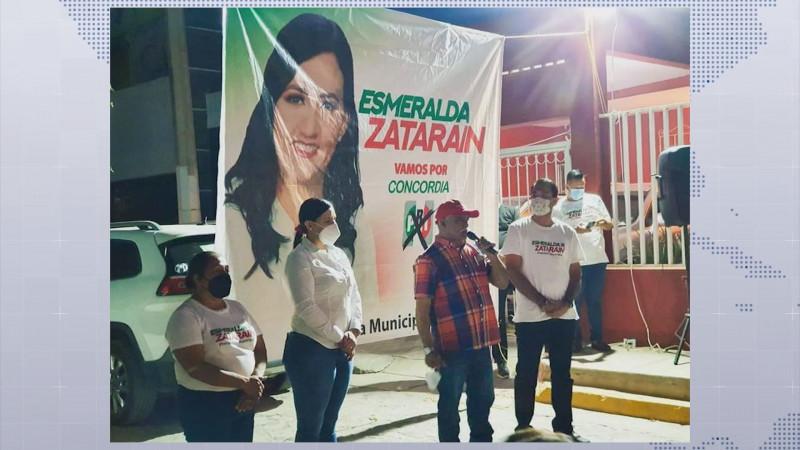 El PRI busca nuevo candidato en Concordia, tras renuncia de Esmeralda Zatarain