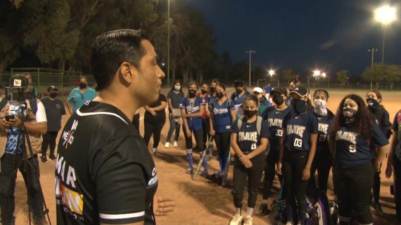 Que deportistas compitan de forma decorosa, propuso Omar Guillén Partida