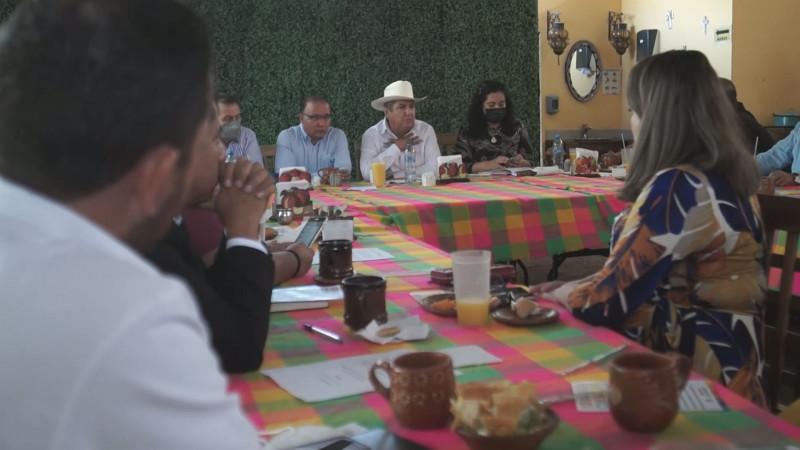 Mi gobierno será de puertas abiertas y amplia participación ciudadana: Faustino Hernández
