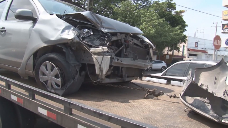 Implementan estrategias para reducir accidentes en Culiacán