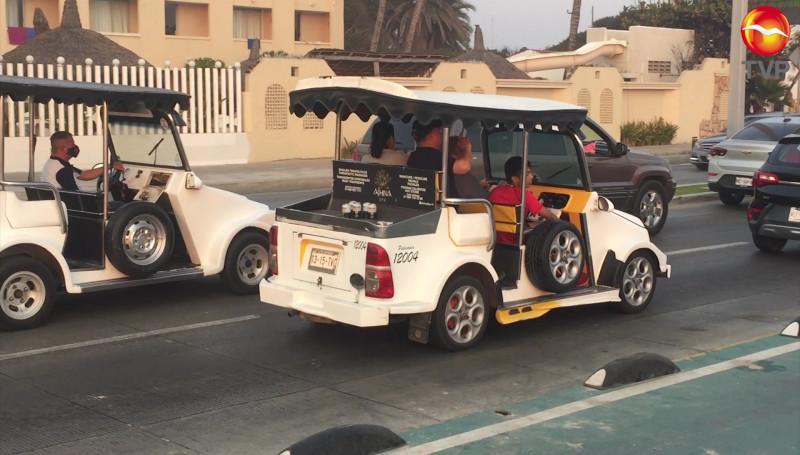 75 infracciones al transporte público en Semana Santa