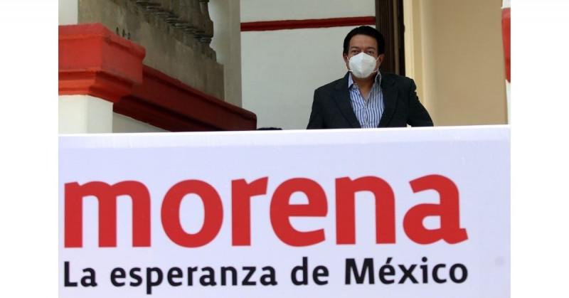 Morena ganaría las elecciones de junio con un 45% de las preferencias, según encuesta